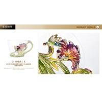 Beli Gelas Set Souvenir Premium Bahan Kristal  4