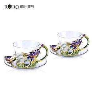 Gelas Set Souvenir Premium Bahan Kristal Diskon 20%