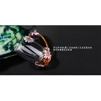 Beli Gelas Pasangan Bahan Kristal Cocok Dijadikan Souvenir 4