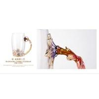 Distributor Gelas Pasangan Bahan Kristal Cocok Dijadikan Souvenir 3