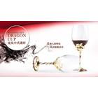 Gelas  Wine Gelas Set Kristal Diskon 20% 2