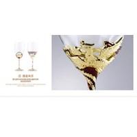 Beli Gelas  Wine Gelas Set Kristal Diskon 20% 4
