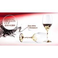 Jual Gelas  Wine Gelas Set Kristal Diskon 20% 2