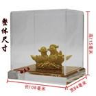Souvenir Pernikahan Sepasang Yuanyang(Bebek) Lapisan Emas 3