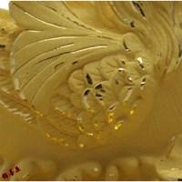 Beli Souvenir Pernikahan Sepasang Yuanyang(Bebek) Lapisan Emas 4
