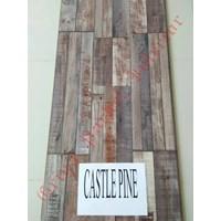 Jual Lantai Kayu Parket Type Castle Pine