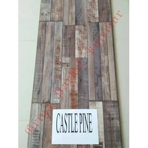 Lantai Kayu Parket Type Castle Pine