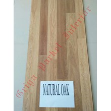 Lantai Kayu Parket Type Natural Oak