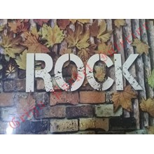 Wallpaper ROCK Motif