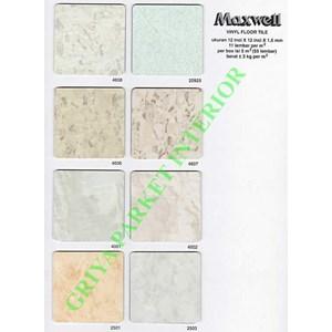 Lantai Vinyl Tile Maxwell 2