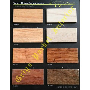 Lantai Vinyl Woosoung Type Wood Noble Series