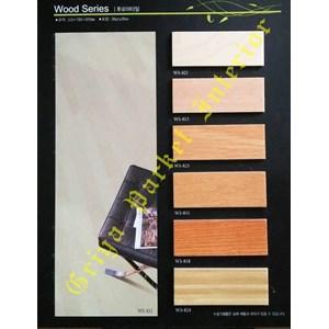 Lantai Vinyl Woosoung Type Wood Series