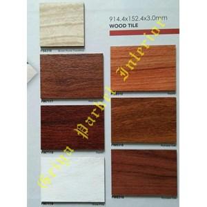 Lantai Vinyl Silenus Type Wood Tile