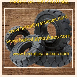 Solid Tire Forklift (Ban Mati)