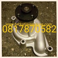 China forklift water pump