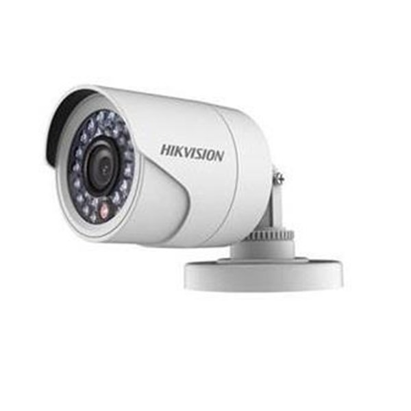 Turbo HD Bullet Hikvision 2MP Plastic