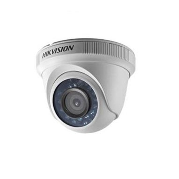 Paket Kamera CCTV Turbo HD Dome Hikvision 2MP Plastic