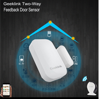 Home Automation Door Sensor Smarthome Geeklink