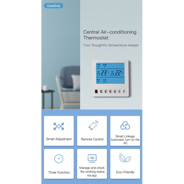 Thermostat Smart Controller