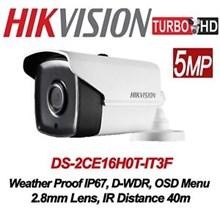 CCCTV Bullet Camera DS-2CE16H0T-IT3F