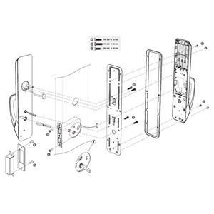 Dari CDL-210P (Smart Door Lock) 1