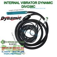 Internal Vibrator Dynamic Divo38c - Hidrolik