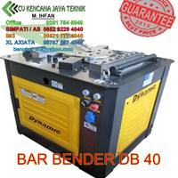Jual Bar Bender Db40 -  Mesin Cetak