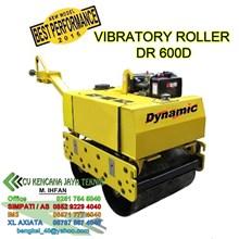 Vibratory Roller 600D - Mesin Pemadat Tanah