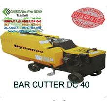 Bar Bender Cutter Dc40