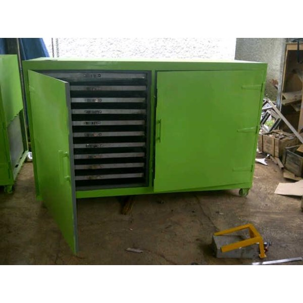 Mesin Box Dryer - Mesin Pakan Ikan