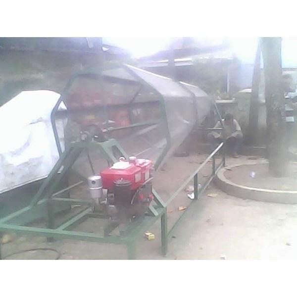 Mesin Penganyak Sabut Kelapa - Mesin sabut Kelapa