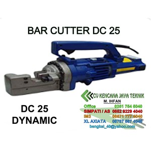 Portable Bar Cutter Dc20 - Mesin Pemotong