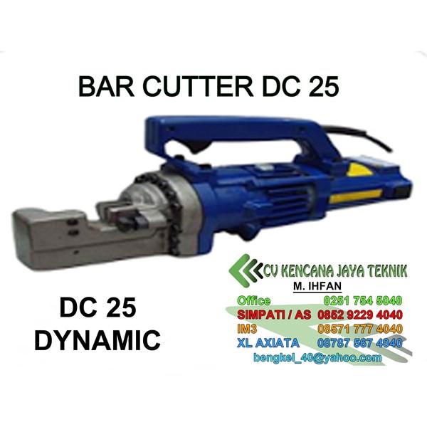 Portable Bar Cutter Dc20 - Pisau Cutter
