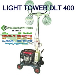 Light Tower Dlt 400 -  Lampu Tower