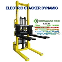 Jual Electric Stacker Dynamic - Forklift
