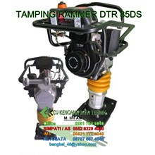 Tamping Rammer Dtr 85 Ds - Mesin Aspal