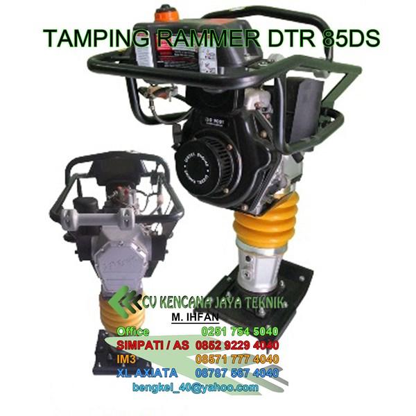 Tamping Rammer Dtr 85 Ds - Mesin Aspal