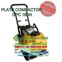 Plate Compactor Dpc 160H - Mesin Pemadat Tanah 1