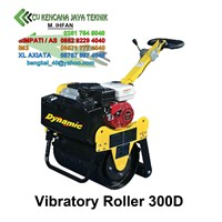 Vibratory Roller Dr 300D -  Mesin Pemadat Tanah 1