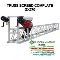 Jual Concrete Truss Screed -  Truss Screed