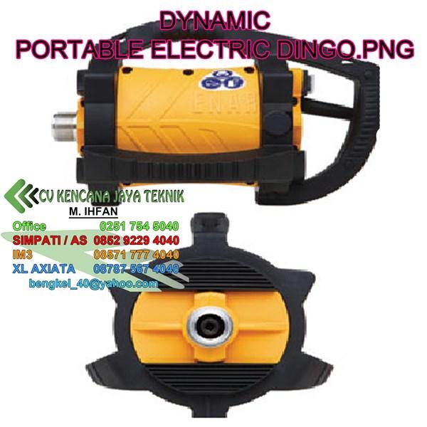 Portable Electric Vibrator -  Vibrator Beton