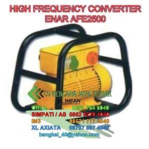 High Frequency Converter Afe2500 - Mesin Beton