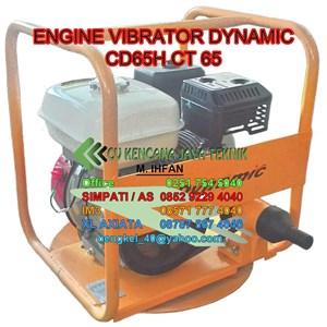 Engine Vibrator Dynamic Cd65h - Vibrator Beton