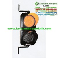 Jual Lampu Warning Light 2 Aspek 20 Cm - Lampu Led 2