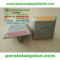 Jual Paku Jalan Road Stud Marka Aluminium 2