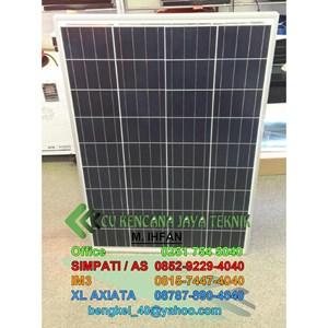 Panel Tenaga Surya - Solar Cell Panel
