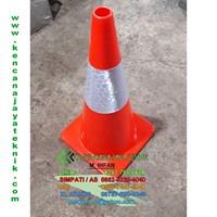 Kerucut Lalu lintas - Traffic Cone 1