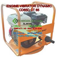 Engine Vibrator Dynamic Cd65d - Vibrator Beton