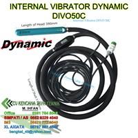 Internal Vibrator Dynamic Divo50c -  Vibrator Beton 1