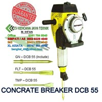 Concrete Breaker Dcb55 -  Mesin Beton